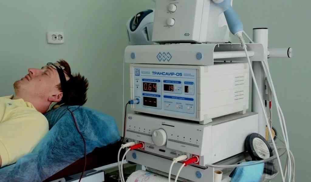 ТЭС-терапия в Белоомуте